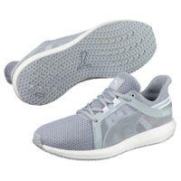Puma Damen Sneaker Mega NRGY Turbo 2 Wns 190944-0002 weiß grau