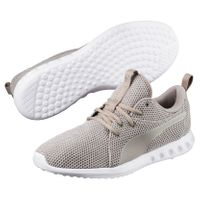 Puma Herren Sneaker Carson 2 Nature Knit 190522-02 Rock Ridge-Quarry grau