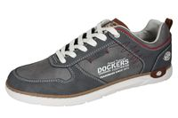 Dockers Herren Sneaker 42IS001-600220 dunkelgrau