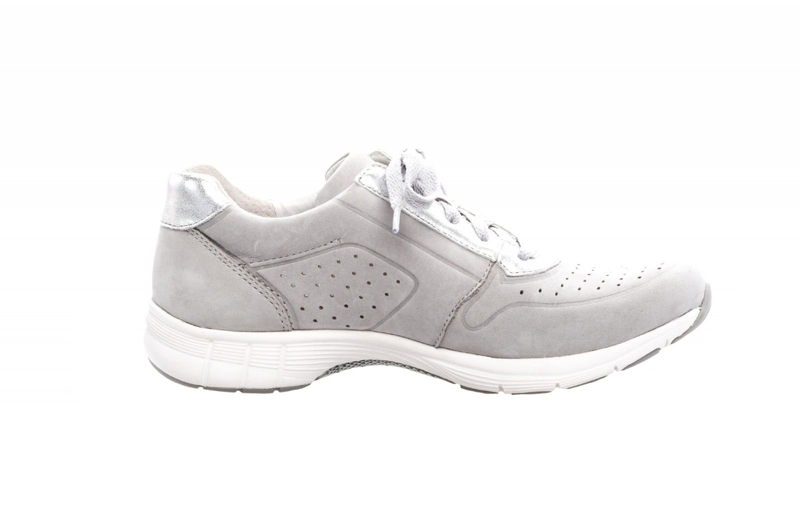 6351f14cec244e Gabor SPORT Damen Sneaker 84.351.39 hellgrau