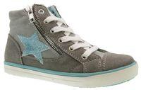 INDIGO Kinder Sneaker 451051-203 grau