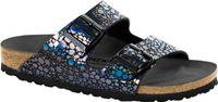 BIRKENSTOCK Damen Pantolette Arizona 1008872  Metallic Stones Black