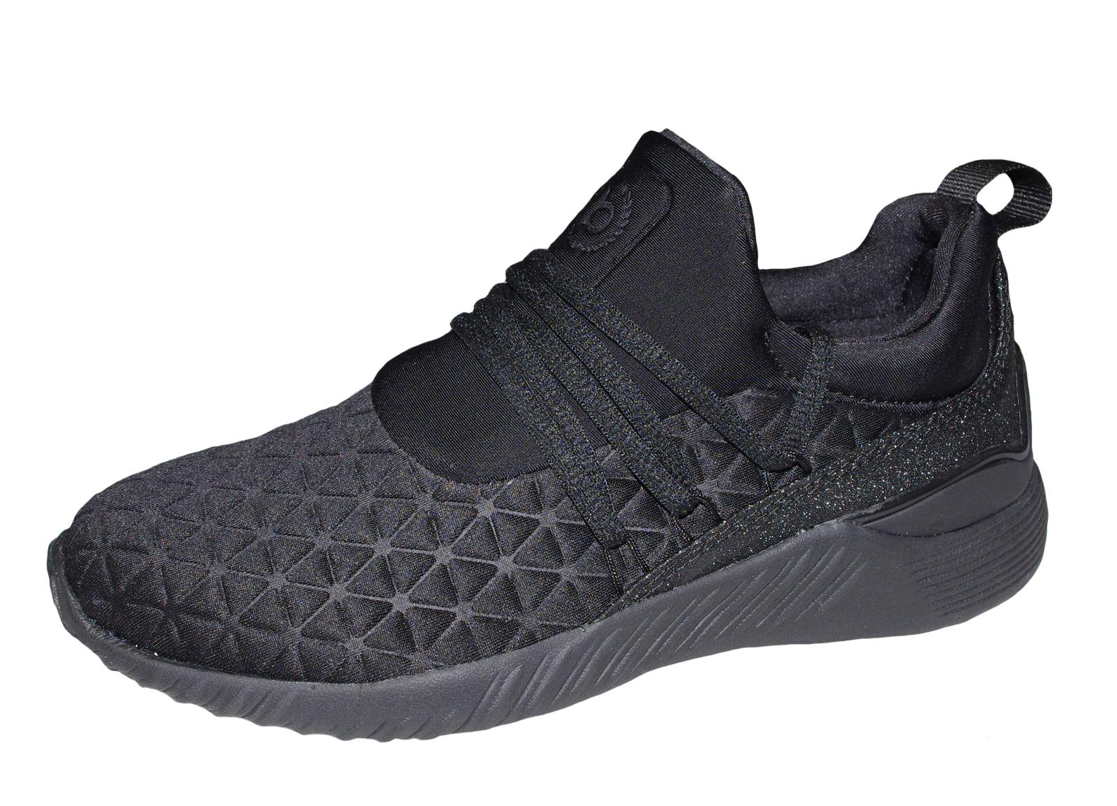 bugatti Damen Sneaker ALIAN 442-39365-6900-1000 schwarz