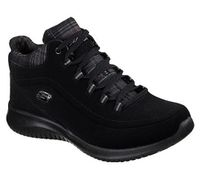 Skechers Damen Stiefel ULTRA FLEX JUST CHILL 12918/BBK schwarz