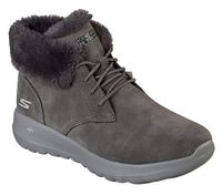 Skechers Damen Stiefel ON-THE- GO JOY LUSH 15506/CHAR grau