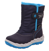 superfit Kinder Gore-Tex Stiefel ICEBIRD 8-00012-80 blau