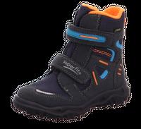 Superfit Kinder Stiefel 3-09080-81 blau / orange