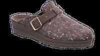 Rohde Damen Pantoffel 2283-17 Leinen beige