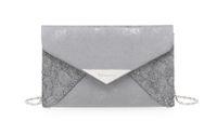 Tamaris FERNANDA Clutch Bag 2847182-919 silver comb.