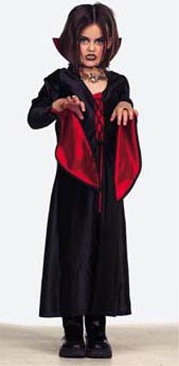 Kostum Gothic Hexe Vampir Lady Kinderkostume Madchen Kostum Vampirkostum