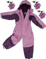 Kuscheliger Schneeanzug Skianzug rosa atmungsaktiv und wasserdicht 5000mm