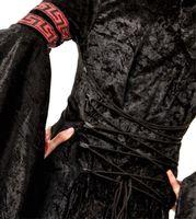 Halloween Kostüm Yandra Gothic Hexe Vampirin Bild 3