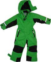 Softshell Skianzug Schneeanzug Grün