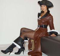 Piratenkostüm Kostüm Piratin Faschingskostüm Sexy Deluxe Bild 4