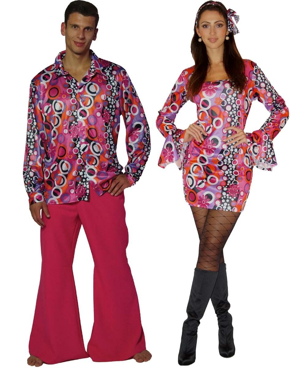 Hippie Kostum 60er 70er Jahre Damen Oder Herren Faschingskostume