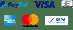 PayPal Plus und Vorkasse