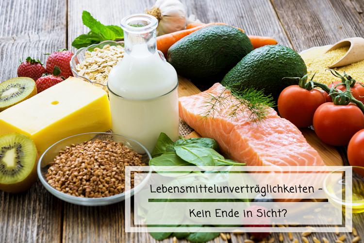 Lebensmittelunverträglichkeiten