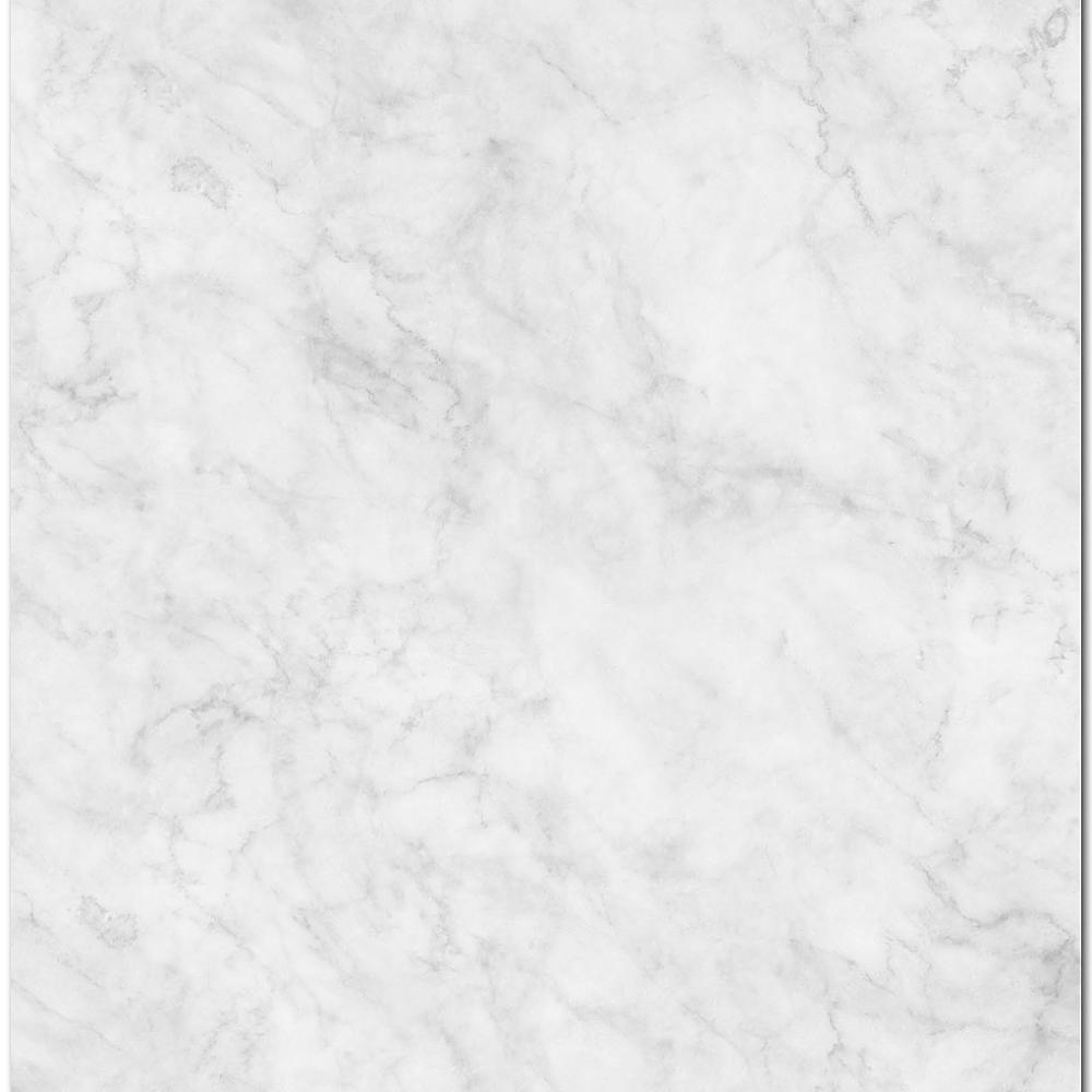 Super Küchenrückwand Marmor Weiß Premium Hart-PVC 0,4 mm selbstklebend FN47