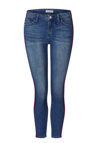 Rich & Royal Jeans mit Kontraststreifen – Bild 1