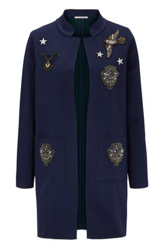 Rich & Royal Jersey Mantel