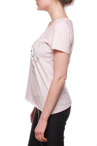 Onomato! Damen T-Shirt Snoopy – Bild 4