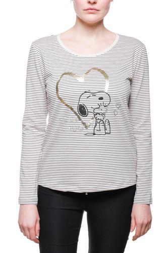 Onomato! Damen Shirt Snoopy  – Bild 1