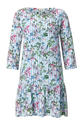Rich & Royal Kleid mit Jungle-Print – Bild 1