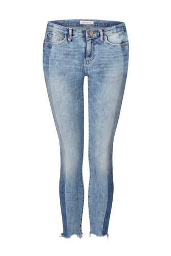Rich & Royal Midi Jeans Vintage Stripe