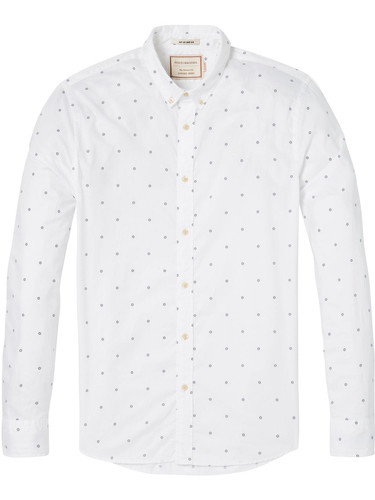 Scotch & Soda Classic Oxford Shirt