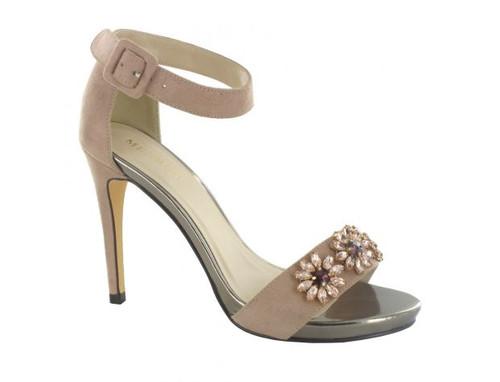 Menbur High Heel Sandalette