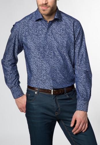 Eterna Hemd Modern Fit bedruckt – Bild 3