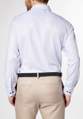 Eterna Langarm Hemd Modern Fit struktur – Bild 5