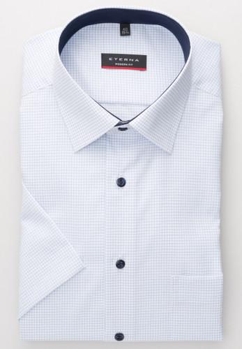 Eterna Kurzarm Hemd Modern Fit – Bild 1