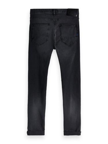 Scotch & Soda Herren Skinny Fit Jeans Skim Fallen Ashes