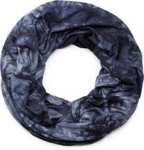 styleBREAKER Loop Schlauchschal mit Batik Muster, Vintage washed Look, Schal, Tuch, Unisex 01017041 – Bild 2