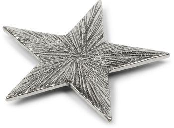 styleBREAKER Stern Design Magnet Schmuck Anhänger für Schals, Tücher oder Ponchos, Brosche, Damen 05050028