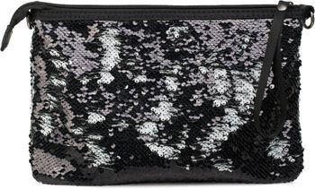 styleBREAKER Clutch Abendtasche im coolen Pailletten Design, Schulterriemen und Trageschlaufe, Tasche, Damen 02012138 – Bild 7