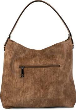 styleBREAKER Hobo Bag Handtasche im Vintage used Look, Quaste, Henkeltasche, Shopper, Tasche, Damen 02012149 – Bild 9