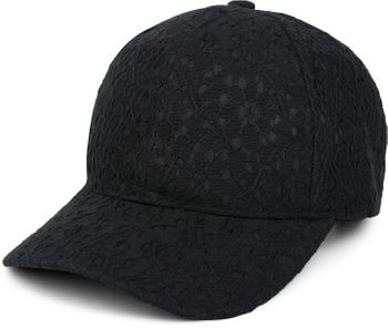 styleBREAKER 6-Panel Cap mit All Over Spitze, Baseball Cap, verstellbar, Damen 04023052 – Bild 9
