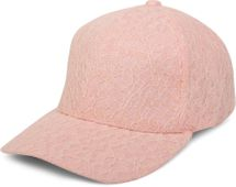 styleBREAKER 6-Panel Cap mit All Over Spitze, Baseball Cap, verstellbar, Damen 04023052 – Bild 1