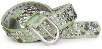 styleBREAKER Nietengürtel im Vintage Style, Gürtel kürzbar, Damen 03010008 – Bild 15