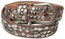 styleBREAKER Nietengürtel im Vintage Style, Gürtel kürzbar, Damen 03010008 – Bild 27