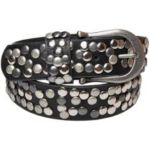 styleBREAKER studded belt in vintage style, shortened 03010008 – Bild 11