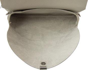 styleBREAKER Envelope Clutch, Abendtasche mit doppeltem Umschlag, Metallelement Verschluss, Schulterriemen und Trageschlaufe, Tasche, Damen 02012159 – Bild 8