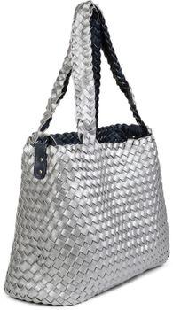 styleBREAKER XXL Wendetasche in Flecht-Optik, Shopper Tasche, Handtaschen Set, 2 Taschen, Bag in Bag, Schultertasche, Damen 02012163 – Bild 67