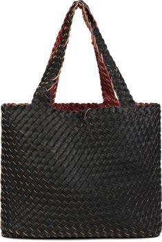 styleBREAKER XXL Wendetasche in Flecht-Optik, Shopper Tasche, Handtaschen Set, 2 Taschen, Bag in Bag, Schultertasche, Damen 02012163 – Bild 70