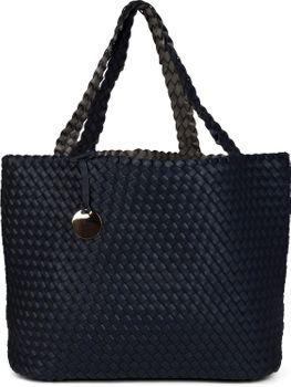 styleBREAKER XXL Wendetasche in Flecht-Optik, Shopper Tasche, Handtaschen Set, 2 Taschen, Bag in Bag, Schultertasche, Damen 02012163 – Bild 38