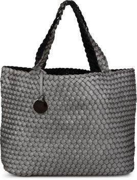 styleBREAKER XXL Wendetasche in Flecht-Optik, Shopper Tasche, Handtaschen Set, 2 Taschen, Bag in Bag, Schultertasche, Damen 02012163 – Bild 41