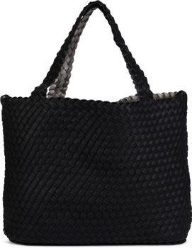 styleBREAKER XXL Wendetasche in Flecht-Optik, Shopper Tasche, Handtaschen Set, 2 Taschen, Bag in Bag, Schultertasche, Damen 02012163 – Bild 42