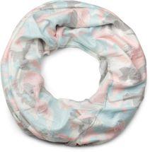styleBREAKER Loop Schal mit Camouflage Muster im Destroyed Vintage used Look, Schlauchschal, Tuch, Unisex 01016134 – Bild 9